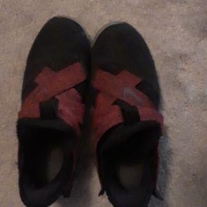 Lebrons shoe size 6.5
